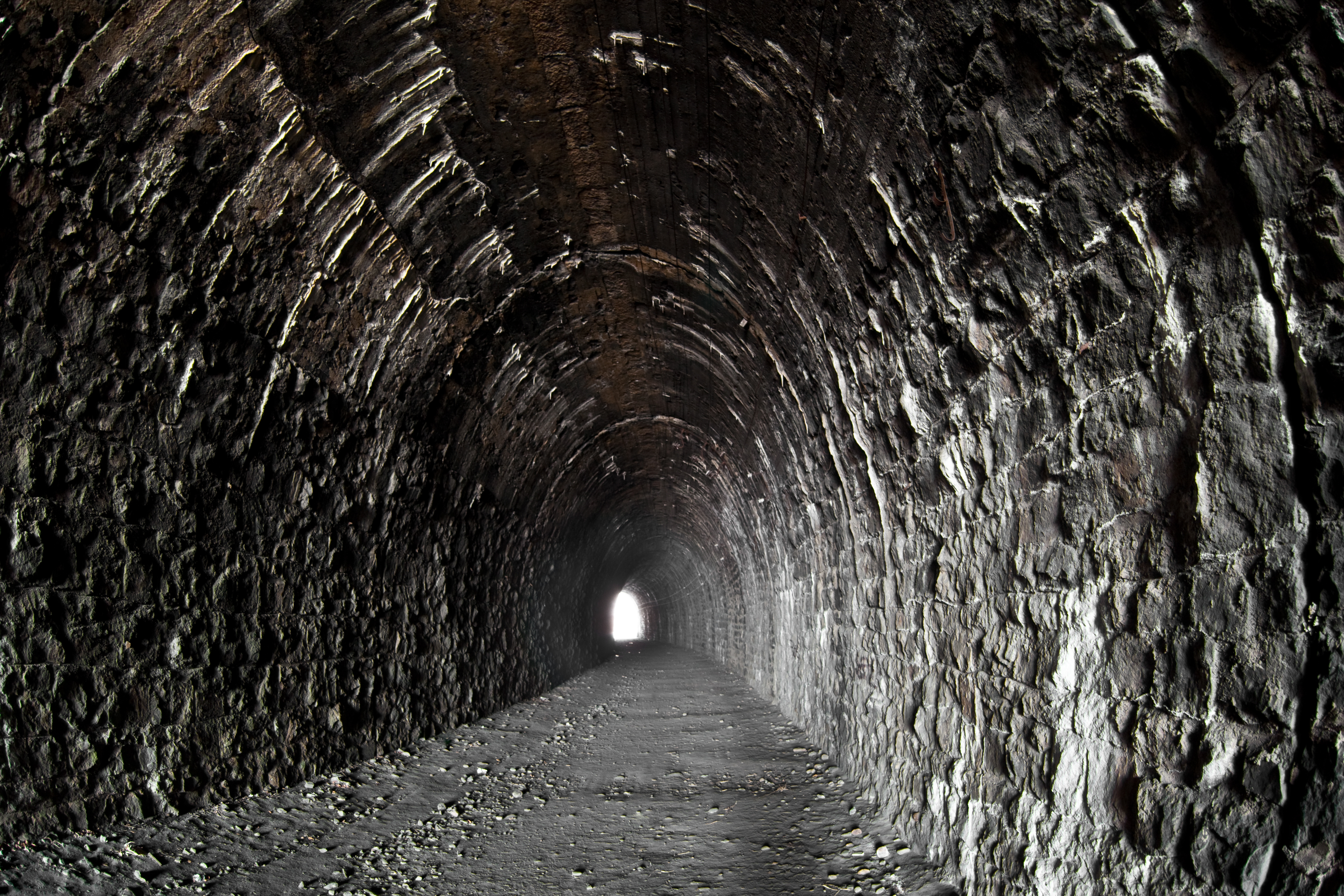 Light in the end of tunnel