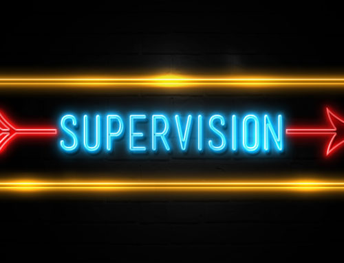 Supervision- how to handle it (I)