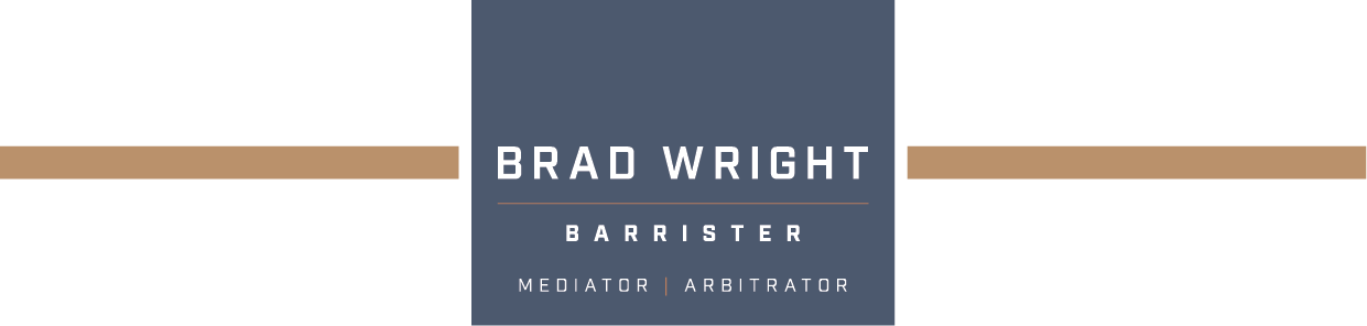 Brad Wright – Barrister