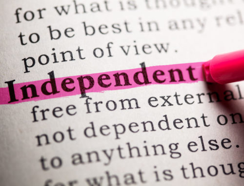 Independent in Name Only ?